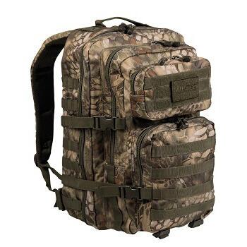 Mil-tec - US Assault Pack Large (Mandra Wood)