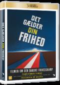 Det gælder din frihed, DVD, Dansk Filmskat