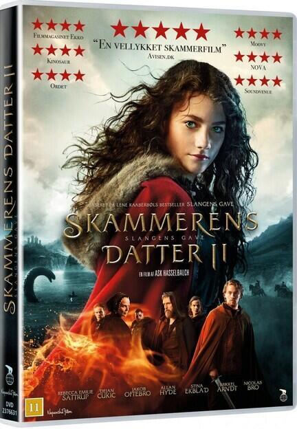 Skammerens Datter, DVD, Movie