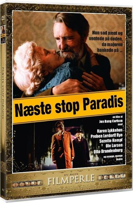 Næste stop Paradis, Filmperle, DVD Film, Movie