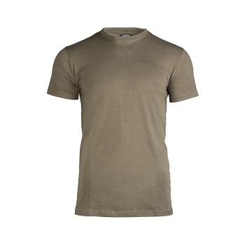 Mil-tec - US Style T-shirt (Oliven)