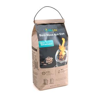 Biolite - Biofuel 1kg wood pellets