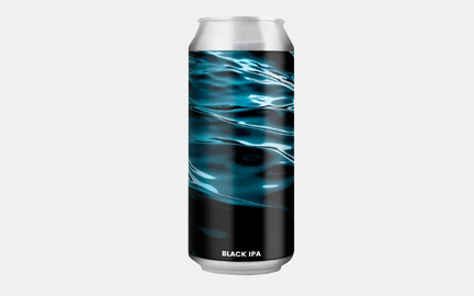 Dark Waves - Black IPA fra Alefarm