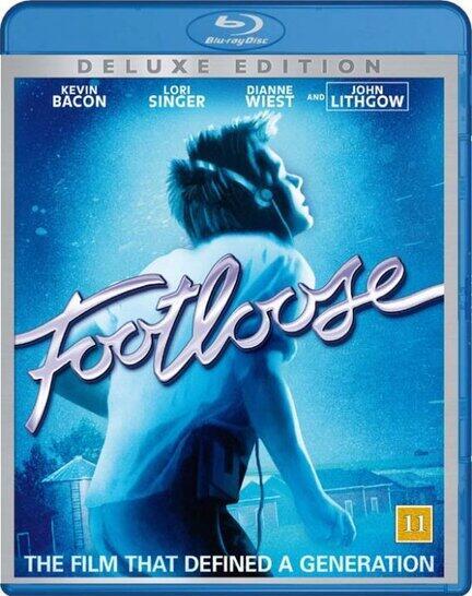 Footloose, Bluray, Movie, 1984, Dans, Music