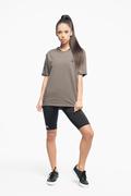 Fury kvinde T-shirts i Khaki body pic 2