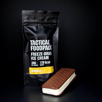 Tactical Foodpack - Frysetørret is banan