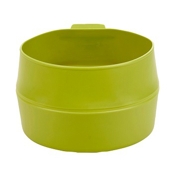 Wildo - Fold-a-cup 600 ml. Lime