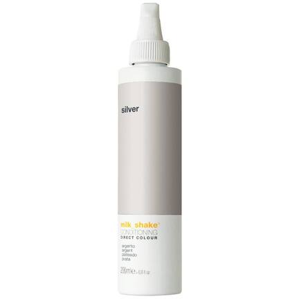 Milk_shake Conditioning Direct Colour 200 ml - Silver