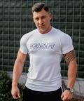 Stony Sportswear, Deadlift, T-shirts Bialy Hvid