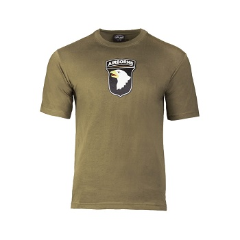 Mil-tec - T-shirt 101ST AB (Oliven)