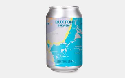 Spa - Pale Ale fra Buxton