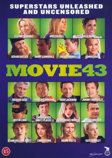 Movie 43, DVD, Movie
