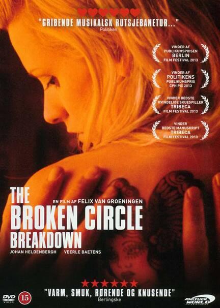 The Broken Circle Breakdown, Movie, DVD