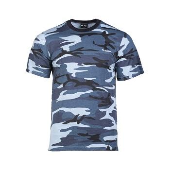 Mil-tec - Camo T-shirt (Sky Blue)