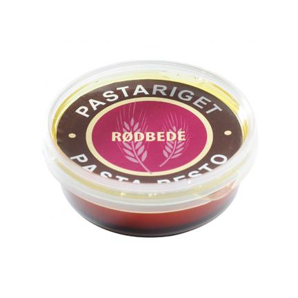 Pesto med rødbede
