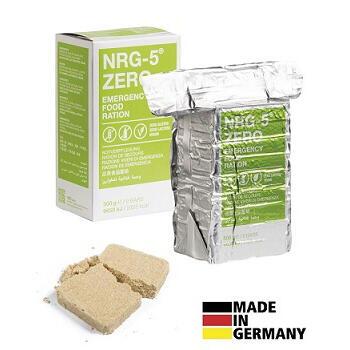 Mil-tec - Nødration NRG-5 Zero 500 g (2325 kcal)