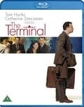 The Terminal, Terminalen, Bluray