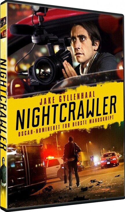 Nightcrawler, DVD