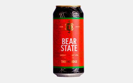 Bear State - West Coast IPA fra Thornbridge
