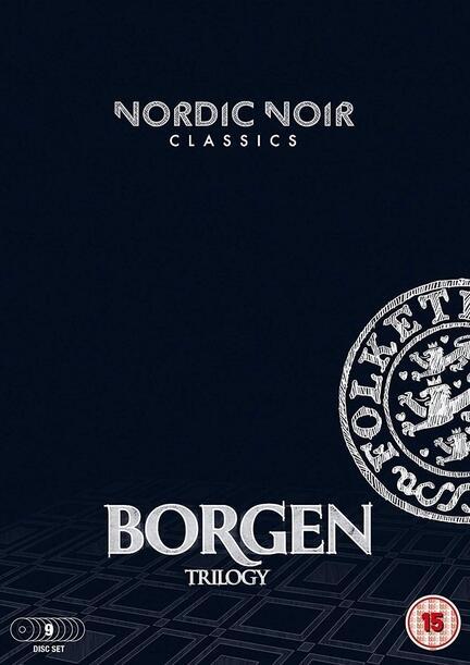 Borgen, TV Serie, DVD Film