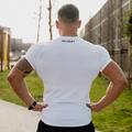 Stony Sportswear, Deadlift, T-shirts Bialy Hvid 2