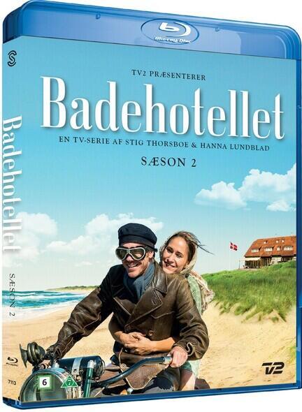 Badehotellet, TV Serie, Bluray