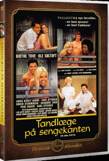 Tandlæge på Sengekanten, Sengekantfilm, DVD