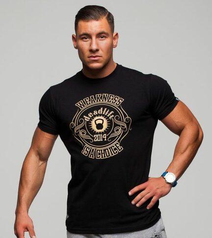 Stony Sportswear, Deadlift, T-Shirts weakness 1