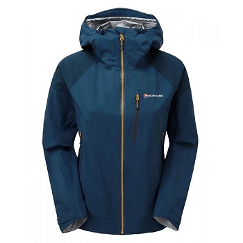 Montane - Fem Fleet Jacket (Narwhal Blue)