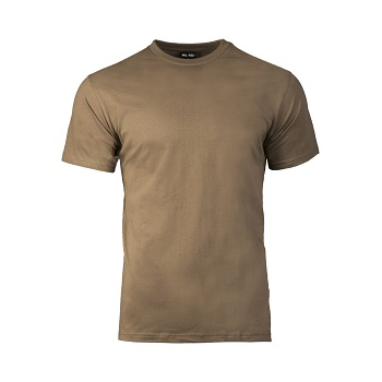 Mil-tec - US Style T-shirt (Coyote Brun)