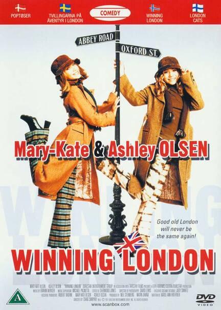 winning london, Poptøser, DVD