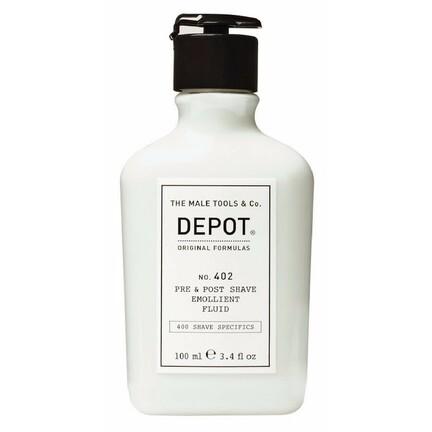 Depot No. 402 Pre & Post Shave Emollient Fluid 100 ml