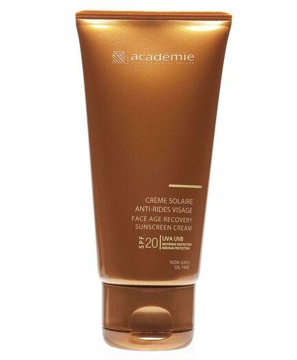 Academie Face Age Recovery Sunscreen Cream spf 20 50 ml