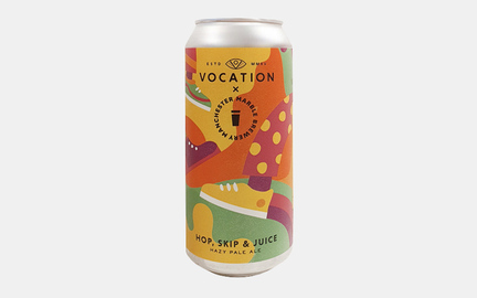 Hop, Skip & Juice Pale Ale fra Vocation | Beer Me
