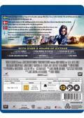 Alita, Battle Angel, Bluray, Movie