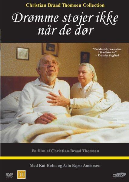 Drømme støjer ikke når de dør, DVD Film, Christian Braad Thomsen film