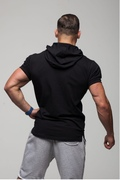 Stony Sportswear, Deadlift, Herre T-shirts med hætte Front 2