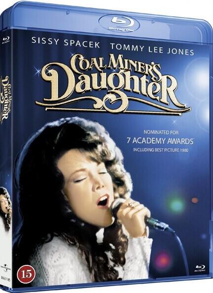 Coal Miner's Daughter, Bluray, Movie