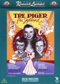 Tre piger fra jylland, DVD Film, Movie