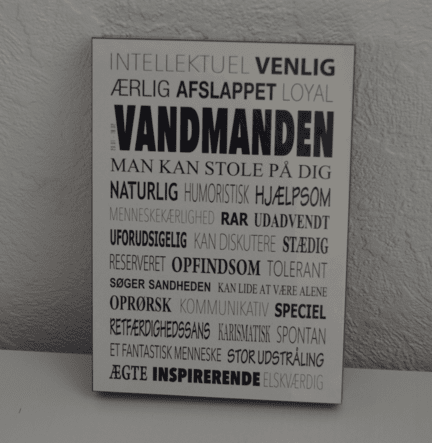 Kunstklods fra Hoei Danmark