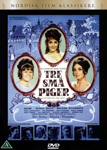 Tre små Piger, DVD