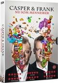 Casper & Frank, Nu som mennesker, DVD