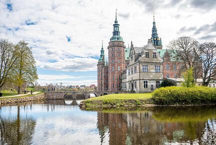 frederiksborg slot hillerød billede plakat fotomester