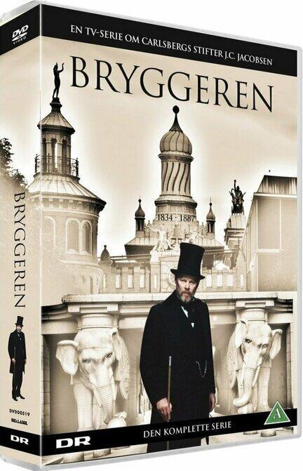 Bryggeren, TV Serie, DVD, Movie