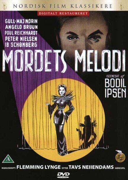 Mordets Melodi, DVD, Movie