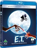 E.T., The Extra Terrestrial, Bluray, Movie, Steven Spielberg