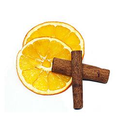 Appelsin og kanel
