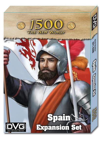 1500 Spain Expansion