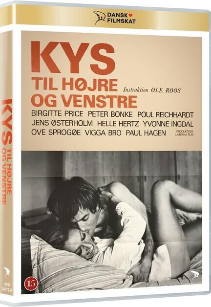 Kys til højre og venstre, Dansk Filmskat, DVD, Movie