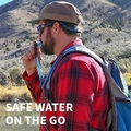 Sagan Inline Vandrensningssystem til Vandblære